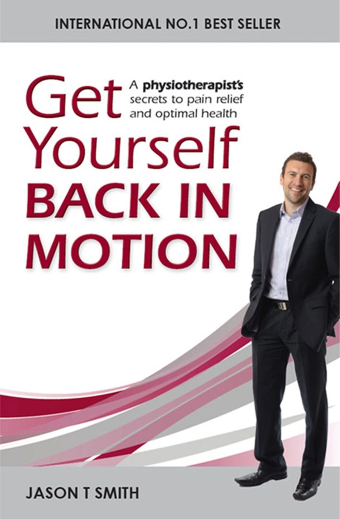 SAVE TIME AND MONEY BY TAKING CHARGE OF YOUR HEALTH! Having treated thousands of clients over more than a decade and supervised hundreds of trained physiotherapists in one of Australia's leading health care groups, few people are better positioned to give advice on physical health and wellness than International Author and Speaker Jason Smith. Written in plain English, this unique book will change your life by combining timeproven and medically sound principles with an innovative philosophy of selfempowerment. You will Discover:* The secret to wellness is a lot more than being