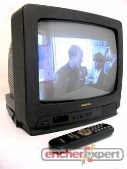 television televiseur goldstar 36 cm cl