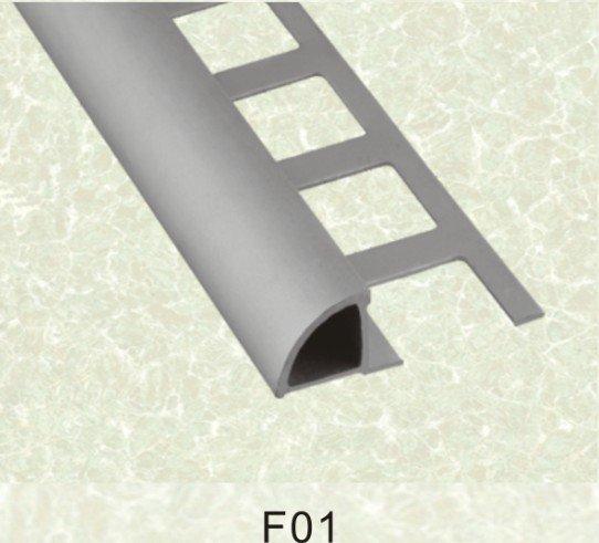 ceramic tile corner trim aluminium