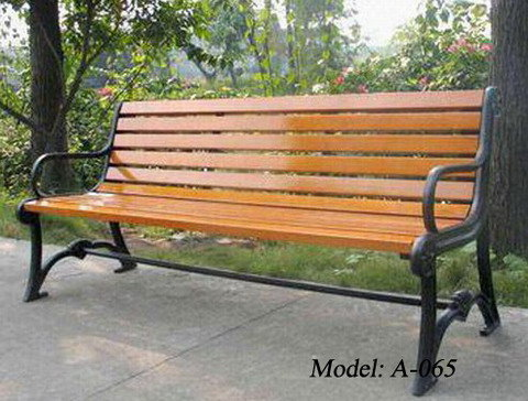 Park Bench With Cast Iron Legs Cast Iron Bench For