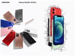 '아이폰 12 효과'는 그다지 많지 않다 … 애플이 날고 삼성이 이긴다