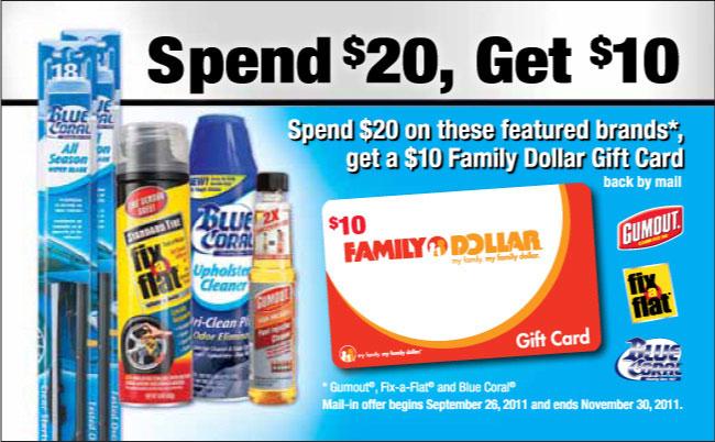 Spend $20, Get $10
