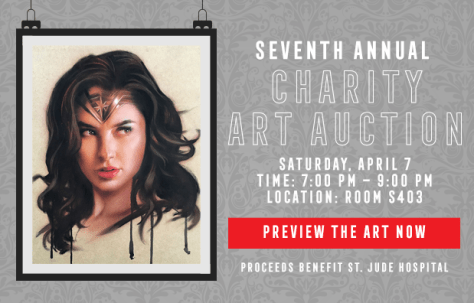 Seventh Annual Charity Art Auction
