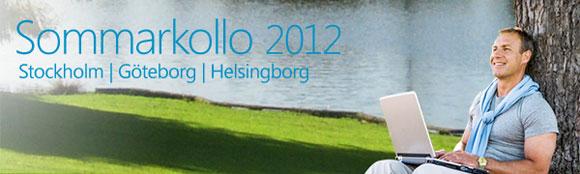 Sommarkollo 2012