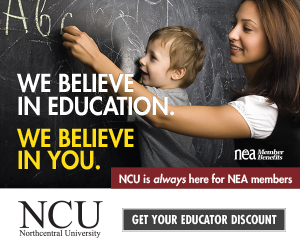 North Central University ad