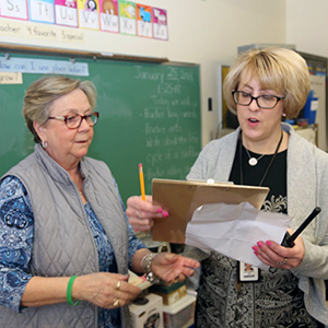 staff collaboration is key to a healthy school