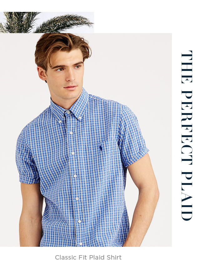 The Perfect Plaid