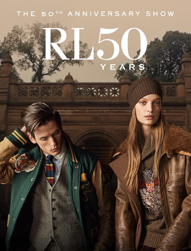 RL 50 YEARS