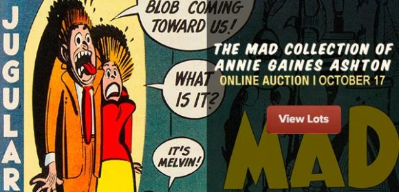 The MAD Collection of Annie Gaines Ashton Online Auction #121994