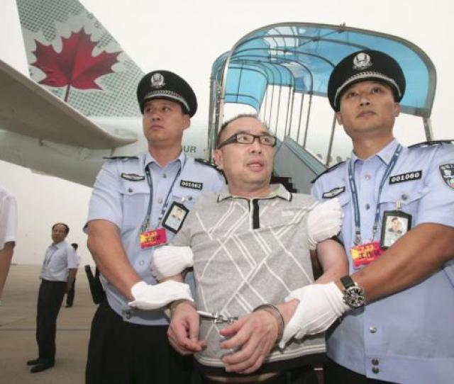 First Chinese Fugitive From Latin America Repatriated To China After 18 Years