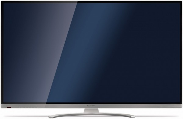 technisat techniplus isio 55 140 cm 55 lcd tv mit led technik silber a