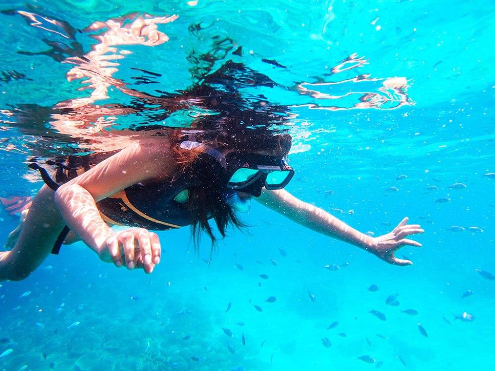 長灘島與宿霧絕對可以滿足你水下浮潛的旅行夢想。