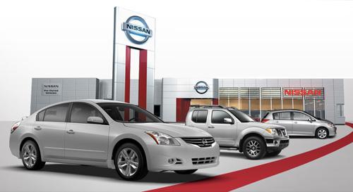 2011 Carousel Nissan