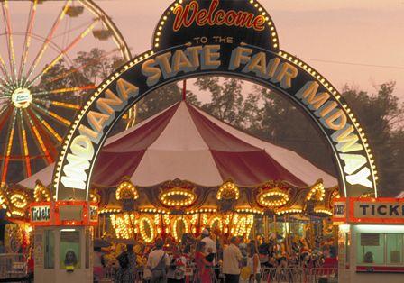 Indiana State Fair | Maverick PR Maven