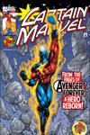 CAPTAIN MARVEL #1 (2000)