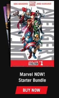Marvel Now! Starter Bundle