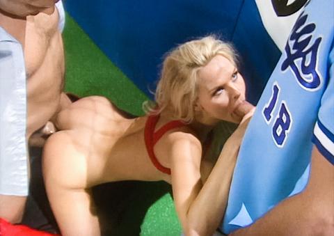 Katja Kean's Sports Spectacular Scene 1
