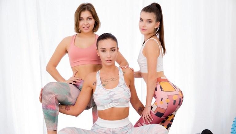 The Magic of Yoga Pants