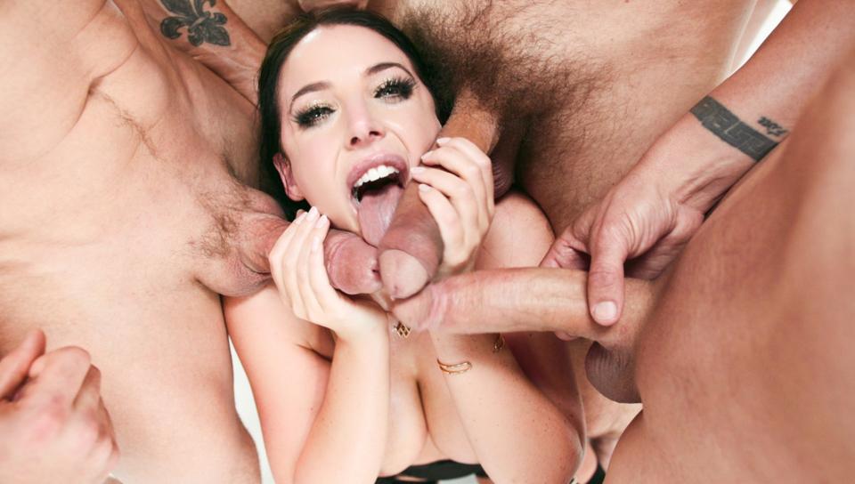 Angela White | Blowbang