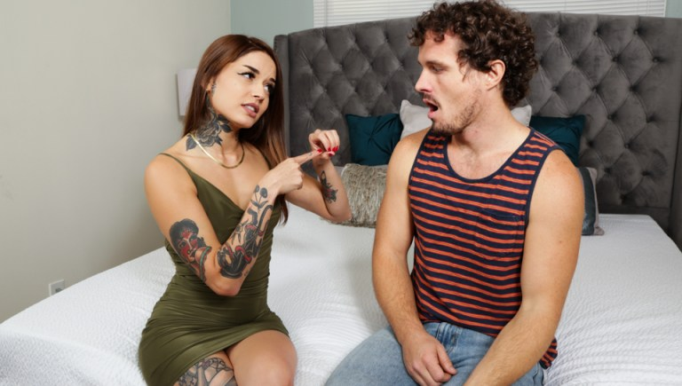 Don't Tell My Wife I Buttfucked Her Best Friend: Vanessa Vega & Robby Echo