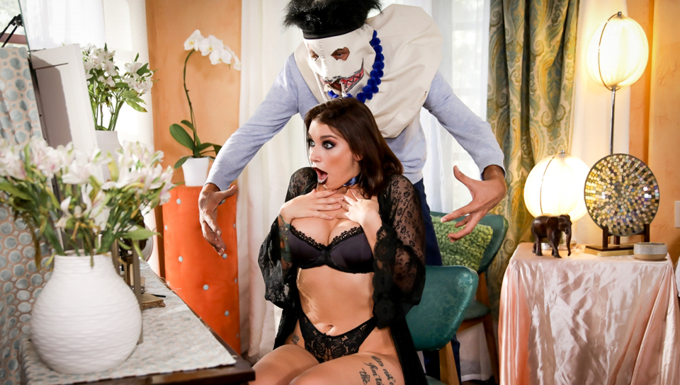 I Know Who You Fucked Last Halloween - Part 2 - Ivy Lebelle