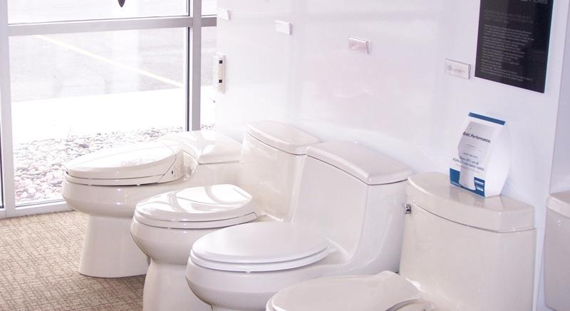 Mirabelle Toilets At Ferguson