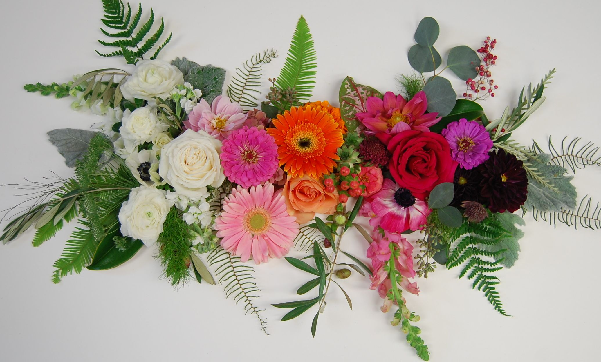 The Flower Cupboard Local Florist Wedding Flowers
