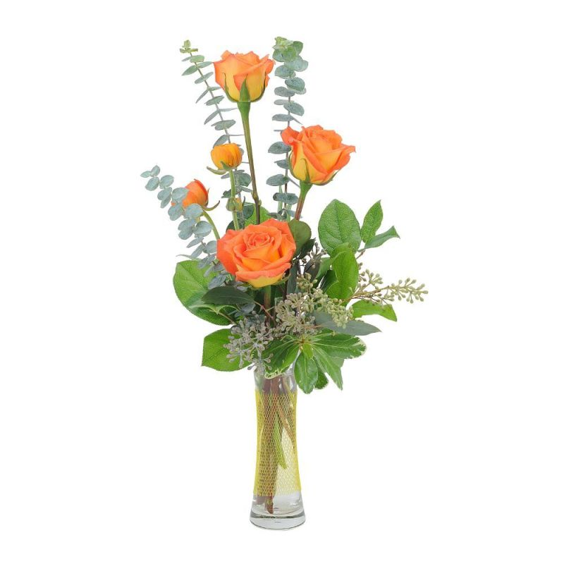 Orange Simplicity Siloam Springs Florist Siloam Flowers
