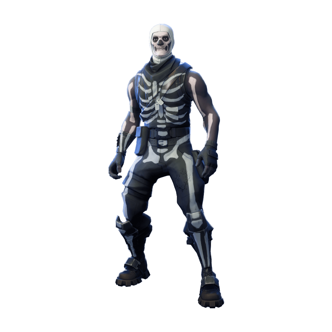 Fortnite Victory Royale Screen Knight