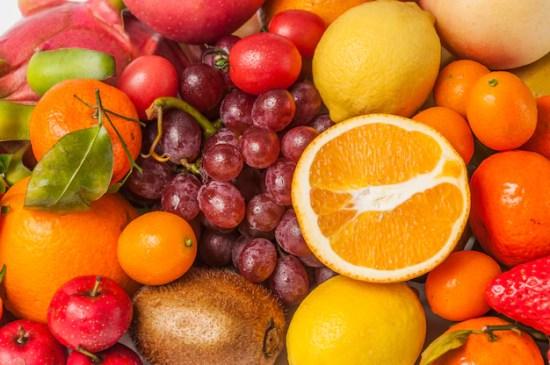 Fruta colorida Foto gratis