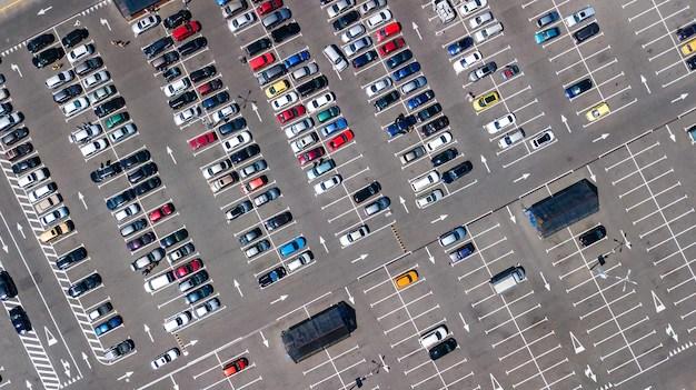 Control de acceso en estacionamientos