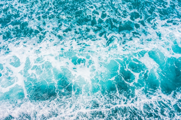 It is chemically pure water. Free Photo Beautiful Sea And Ocean Water Wave Surface