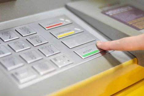Cash machine Free Photo