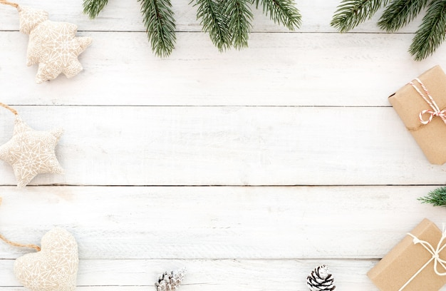 pine new year backgrounds