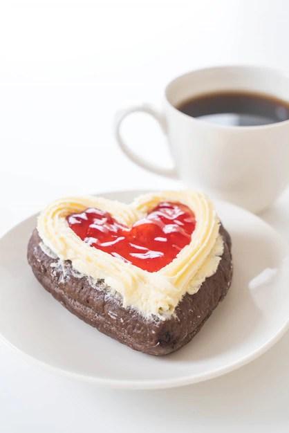 Кофе и пончики | Бесплатно Фото