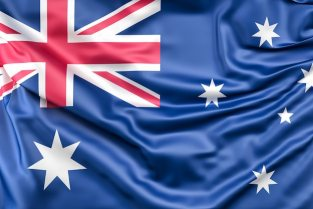 Flag of australia Free Photo