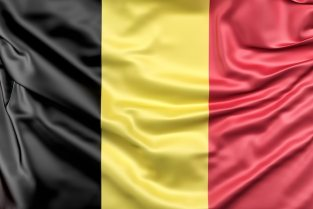 Flag of belgium Free Photo