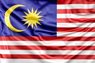 Flag of malaysia Free Photo