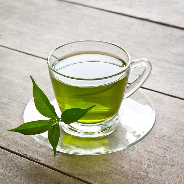 Trà xanh chứa hàm lượng lớn chất catechins.