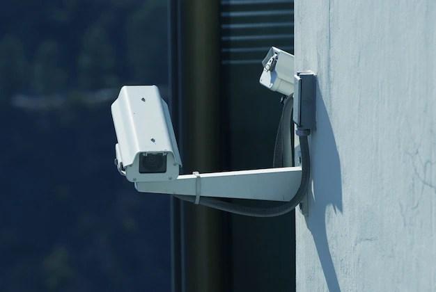 CCTV防犯カメラ 無料写真