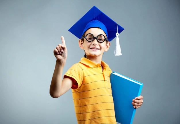 smart student