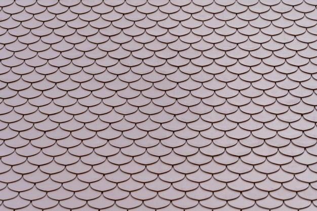 premium photo thai house roof tiles roof tile vintage
