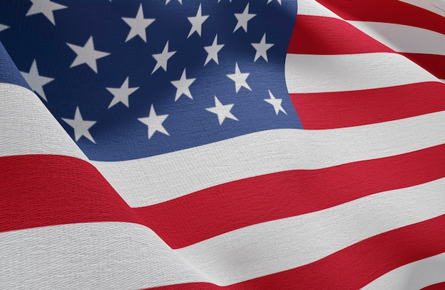 free photo   us elections concept with america flag