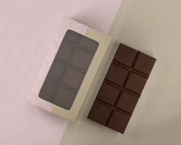 Download Chocolate box design mock-up | Free PSD File