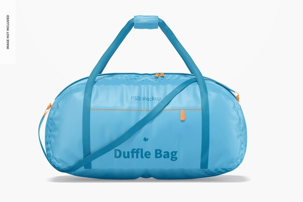We made a list of free, stunning looking and high quality bag mockups for your designs. Premium Psd Duffle Bag Mockup
