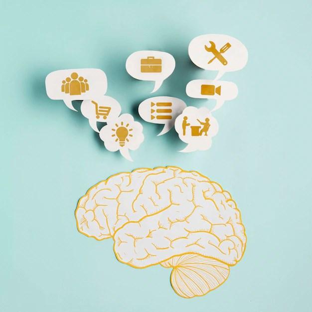 Trí nhớ và cách chúng ta xử lý thông tin được gọi là nhận thức.