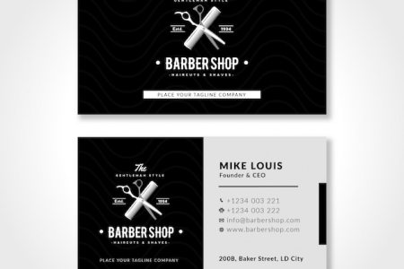 Financial template for business plan barber business card template the barber business card template is packed with interesting resources for avid designers familiar with different microsoft and adobe products flashek