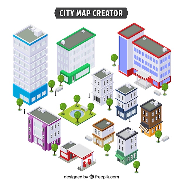 Cartoon map maker online free for Online house map making