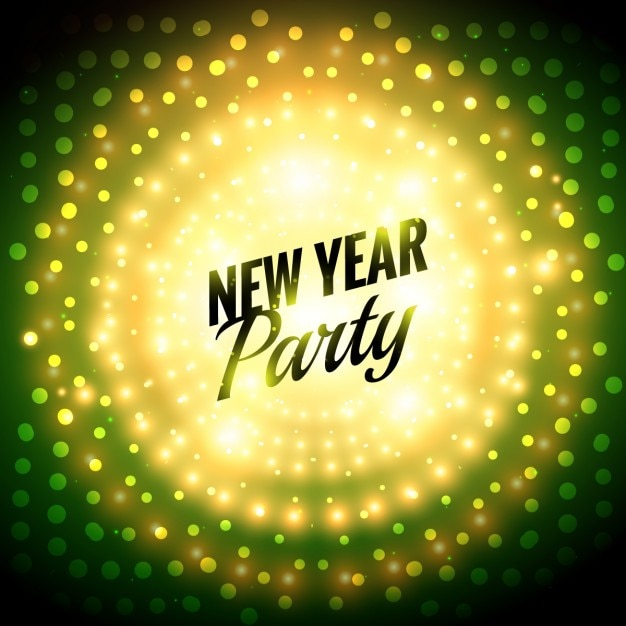 new year party background