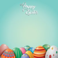 Closed For Easter Sign Template Merry Christmas And Happy New Year